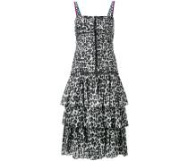 Kleid mit LeopardenPrint