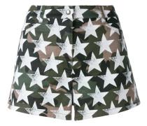 'Camustar' Shorts - women - Baumwolle - 42