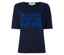 'Gluten' T-Shirt mit Print