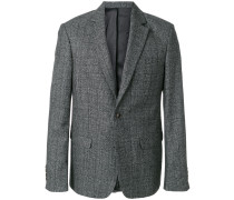 fitted two buttoned jacket