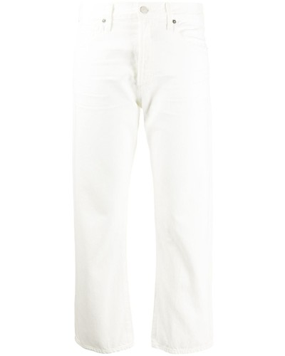 'Emery' Cropped-Jeans