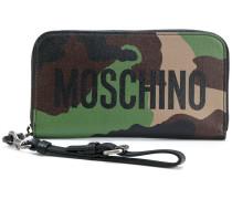 Camouflage-Portemonnaie