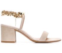 'Tebe' Sandalen mit Blockabsatz