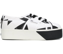 Zweifarbige  x Vitkac Sneakers