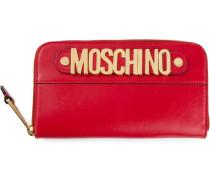 Portemonnaie mit Logo-Schil