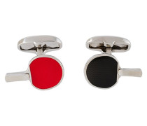 table tennis racket cufflinks