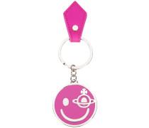 Schlüsselanhänger mit Smiley-Motiv - Unavailable