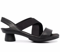Alright Sandalen mit überkreuzten Riemen