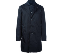 inset detail raincoat