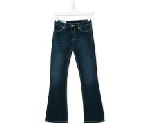 teen flared jeans