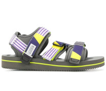 Sandalen mit mehreren Riemen