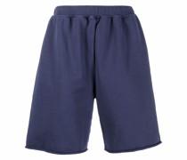 Jersey-Shorts mit Logo-Print
