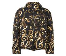 'Barocco' padded jacket