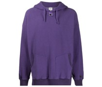 x Champion drawstring hoodie
