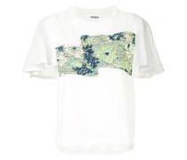 Botanical Jacquard T-shirt