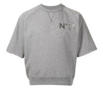 Kurzärmeliges Sweatshirt