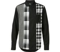 Hemd mit Einsätzen - men - Baumwolle - L