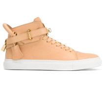 HighTopSneakers aus Leder