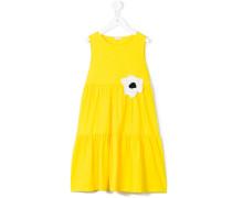 Kleid mit floraler Applikation - kids