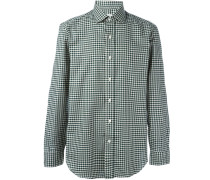 checked classic shirt