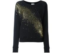 "Sweatshirt mit ""Milky Way""-Print"