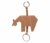 Schlüsselanhänger mit Tierform
