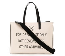 'For Dream Use Only' Handtasche