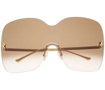 'Zelmas' Oversized-Sonnenbrille