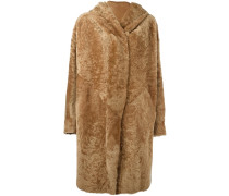 'Cleveland' Shearling-Mantel