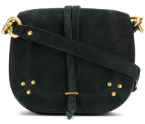 fold over Victor crossbody bag