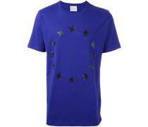 T-Shirt mit Sternen-Print