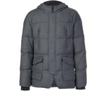 Jacke mit Kapuze - men - Wolle - 50
