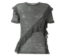 Semi-transparentes T-Shirt