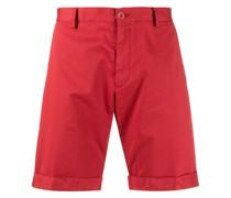 Chino-Shorts mit Paisley-Print