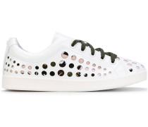 Sneakers mit Perforierung - women