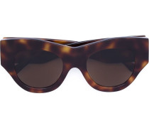 Sonnenbrille mit Cat-Eye-Gestell - women