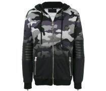 Raiden camouflage hoodie