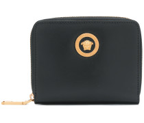 Medusa zipped wallet
