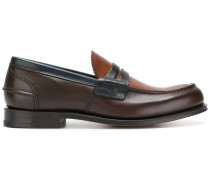 Leather Pembrey loafers