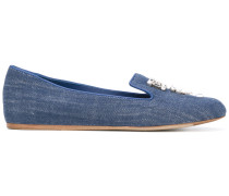 Verzierte Slipper