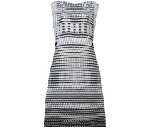 Kleid mit Tribal-Print