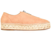 'Devon' Sneakers - women - Calf