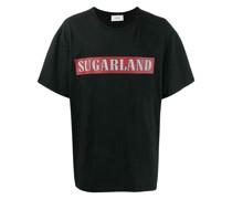 "T-Shirt mit ""Sugarland""-Print"