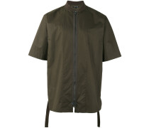Hemd mit Reißverschluss - men - Baumwolle - S