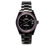 Personalisierte pre-owned Rolex Oyster Perpetual Datejust 31mm