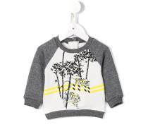 'Bamboo Tiger' sweatshirt