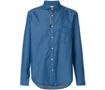 single-pocket shirt