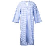 OversizedKleid mit Längsstreifen