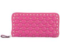 studded large wallet