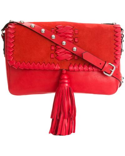 Valentino Damen tassel cross-body bag